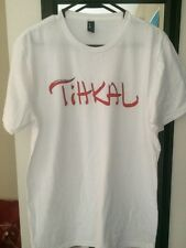 Tihkal - T shirt, NEW, SMALL size, rare, book by Alexander & Ann Shulgin
