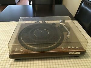Vintage Micro Seiki DD-20 Turntable For Parts Or Repair