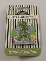 Disney 2020 Flower And Garden Festival Figment Topiary LE Pin