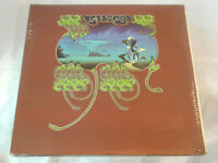 Yes Yessongs Sealed Vinyl Records LP Album USA 1973 Orig Double Gatefold