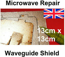 Microwave cover sheet mica asbestos shield heat waveguide 5