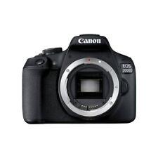 Canon EOS 2000D [Global vers. of Rebel T7] Body Only DSLR - Black [kit box]