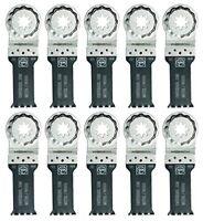 "Fein 63502151290  Universal Oscillating Blade (10 Pack), 8 x 2-3/8"""