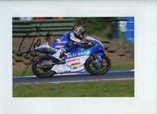 Scott Redding Aprilla Moto GP Australian GP 2008 Signed Photograph