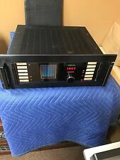 Sequerra Model 1 Reference FM tuner rack mount