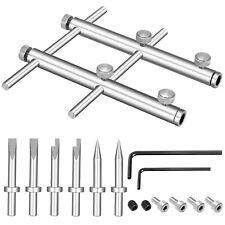 Neewer Cámara lente apertura Reparación utensilio kit puntas tornillos Hexágono