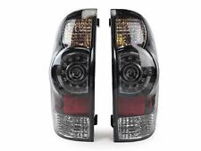 TOYOTA TACOMA 2004-2015 LED TAIL LIGHTS TAILLIGHTS REAR LAMPS TRD BLACK PAIR SET