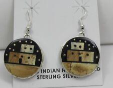 Navajo Indian Earrings 50% Off Multistone Dangles Night Sky Pueblo Gilbert Smith