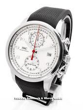 Runde IWC Armbanduhren im Luxus-Stil mit Chronograph