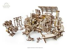 30UGears -MT Robot Factory - 3DWooden Puzzles/Mechanical Models/Propelled Model