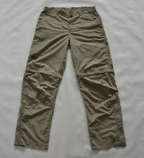 Jack Wolfskin Mens Outdoor Trousers Herren Outdoor Hose Gr.52 Brown regular fit