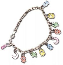 *NEW* Sailor Moon: Planetary Symbols Bracelet by GE Animation AUTHENTIC LICENSE