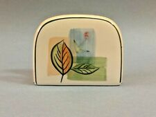 Cambridge Potteries 2002 Ceramic Napkin Holder