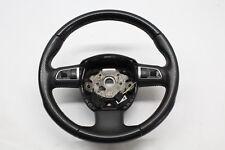 2010 Audi A4 avant Sw Multi Fonction Contrôle Volant OEM 09 10 11 12