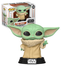 Funko POP ! Vinyl #368 The Child - The Mandalorian - Star Wars - Baby Yoda