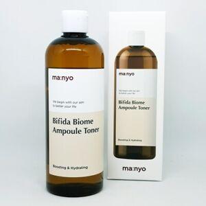 Manyo Factory Bifida Biome Ampoule Toner 400ml Moisturizing Anti Aging K-Beauty