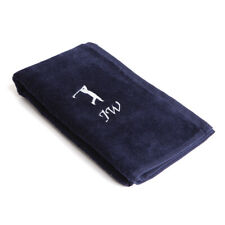 Personalised Golf Towel Tri-Fold  - Embroidered with Any Name