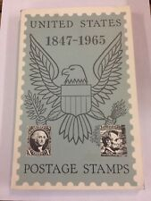 American Postage Stamp Book Publication No. 9 1947-1965