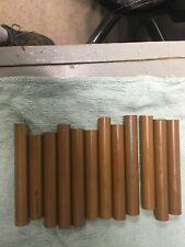 """Torlon Natural Rod .500"""" 100 Pcs Total Grade 4203"""