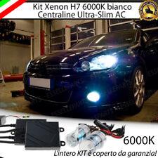 KIT XENON XENO H7 AC 6000K CANBUS VOLKSWAGEN VW GOLF 6 VI + PORTALAMPADE