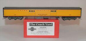 HO Brass Union Pacific ACF LW Postal Storage #5705 Coach Yard #1380.01 XLNT