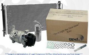 A/C Compressor-Compressor Kit with Cond New Global 9722972A
