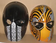 Army of Two The Devil's Cartel Official Mask Set Bravo Alpha RARE Promo EA Gear