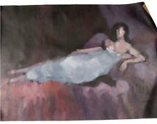 Mortdecai Screen Used Goya Duchess rolled painting Movie Prop Gwyneth Paltrow