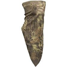 Mil-tec cara bufanda Táctico combate Elástico cuello protector Mandra madera