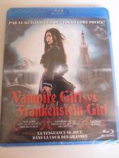 Vampire Girl vs Frankenstein Girl de Naoyuki Tomomatsu, Blu-ray, Horreur, NEUF!!