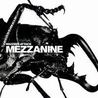 MASSIVE ATTACK - MEZZANINE (V40 LIMITED EDITION) 2 VINYL LP  11 TRACKS  NEW+