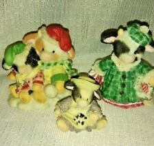 3 Mary Moo Moos-1994 Merry Christmoos, Shop Til The Cows Come Home, Eggstra-spec