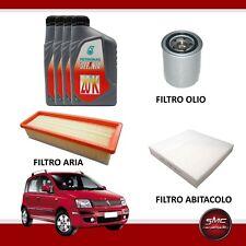 KIT TAGLIANDO FIAT PANDA (169) 1.2 60CV 44KW DAL 09/2003 + SELENIA 20K 10W40