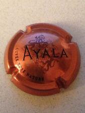 Capsule de champagne AYALA (35:cuivre,rosé nature)