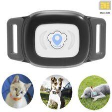 BARTUN Mini GPS Dog Cat tracker Locator For 28lb Pets Waterproof IP67 Real Time