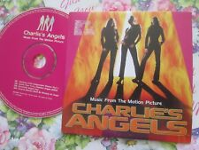 Charlie's Angels Music From Motion Picture Various Artists XPCD1322 CD Single