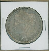 1881 O Morgan Dollar $1 US Mint Silver Coin 1881-O