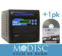 ProDuplicator 1 Burner M-Disc Support CD DVD Duplicator Copier + 1pk Mdisc