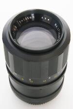 Soligor 135mm f3.5 Nikon Non AI Mount lens