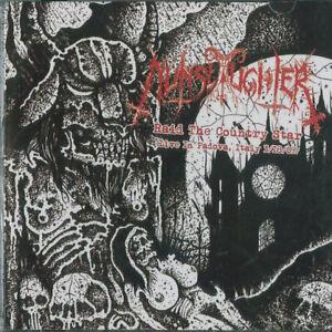 Nunslaughter - Raid The Country Star (USA), CD