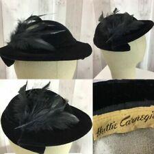 professionista di vendita caldo stile classico morbido e leggero Cappelli vintage da donna originale   Acquisti Online su eBay