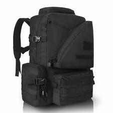 MOLLE Tactical Assault Backpack 45L Waterproof Rucksack with Laptop Compartment