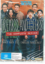 Freaks and Geeks: The Complete Series ( 6 Disc Set ) Region 4  NEW AND SEALED