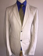 HUGO BOSS LUXURY DESIGNER BLAZER/CONTEMPORARY JACKET CADOR-W 40R