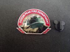 2014 PARIS DISNEY PISTON PEAK FIRE DEPARTMENT HELICOPTER PIN
