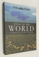 THE TIMES Atlas of the World: 120 Years of Quality, Authority and Prestige