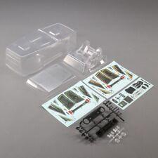 Axial Wraith 1.9 Body & Interior Set: Clear AXI230001