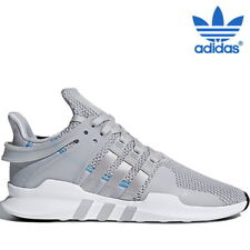 Adidas Men's EQT Support ADV CQ3005 Grey/ White, Athletic Sneaker Running Shoes