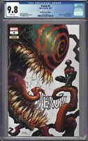 Venom #4 CGC 9.8 Kirkham TRADE Variant COVER A