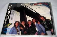 Helloween - Where the Rain Grows / JAPAN CD (1994) w/ OBI / Master of the Rings